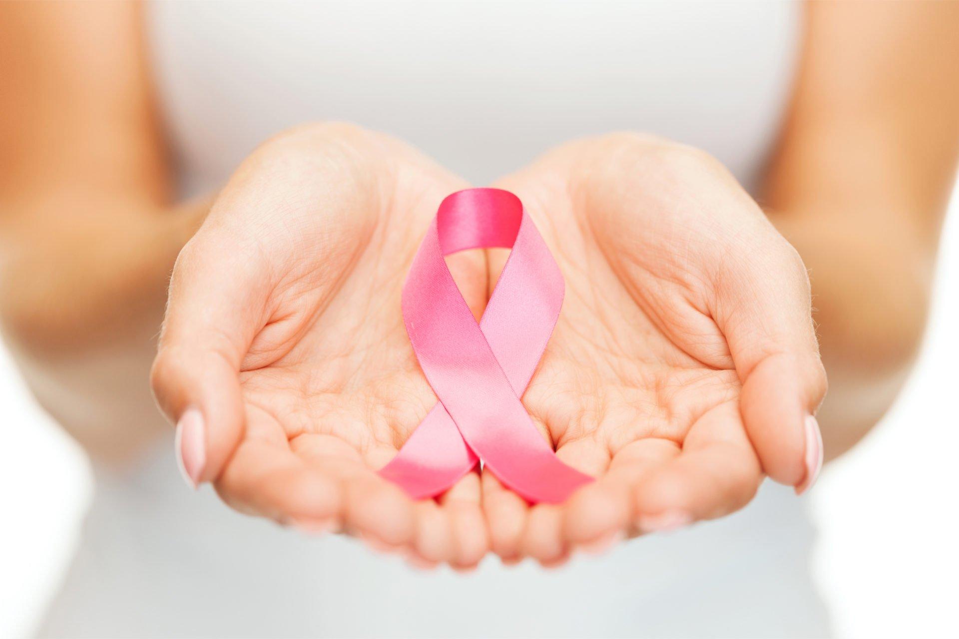 Медицинский центр Био-Лайн 1 pink ribbon womans hands